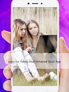 Login for Yahoo Mail Universal Email App