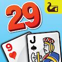 Card Game 29 - Multiplayer Pro Best 28 Twenty Nine icon