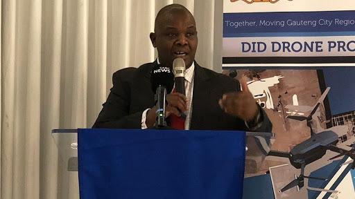 Public transport and roads infrastructure MEC Jacob Mamabolo.