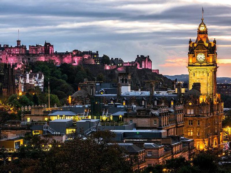 Excursão a pé Harry Potter em Edimburgo