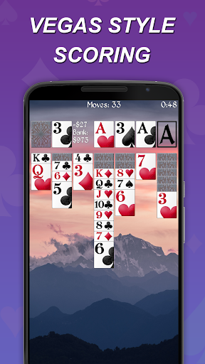 Solitaire MegaPack apkpoly screenshots 5