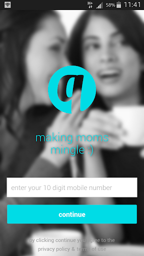 qiddle - making moms mingle