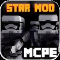 Mod Star Wars for Minecraft PE icon