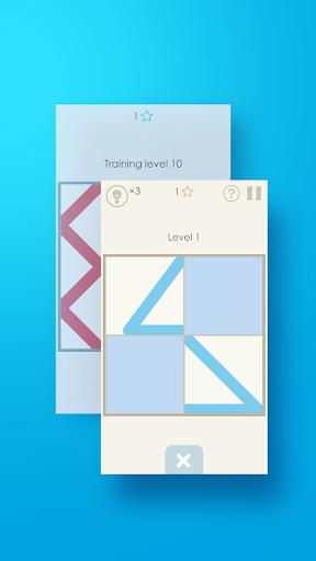 Drawing Puzzle Solution - Train Your Brain  captures d'écran 1