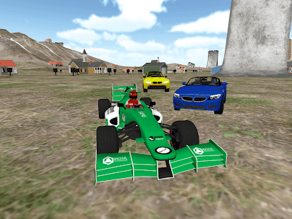 Formula Racing Games: Car Chese 2018 - náhled