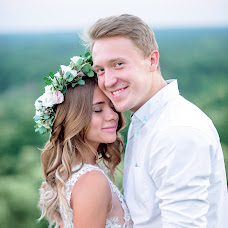 Wedding photographer Rudneva Inna (innarudneva). Photo of 21.08.2017