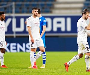 """À nouveau la même histoire à Anderlecht : """"Au Standard aussi, je vois des erreurs de jeunesse"""""""