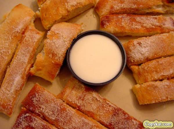 Domino's Cinnasticks Recipe