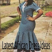 Latest African Dress Ideas