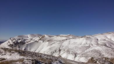 Photo: Wenig Schnee auf der Rax.