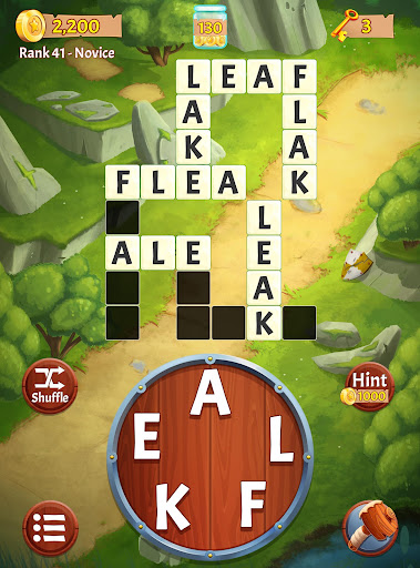 Game of Words: Free Word Games & Puzzles  screenshots 18
