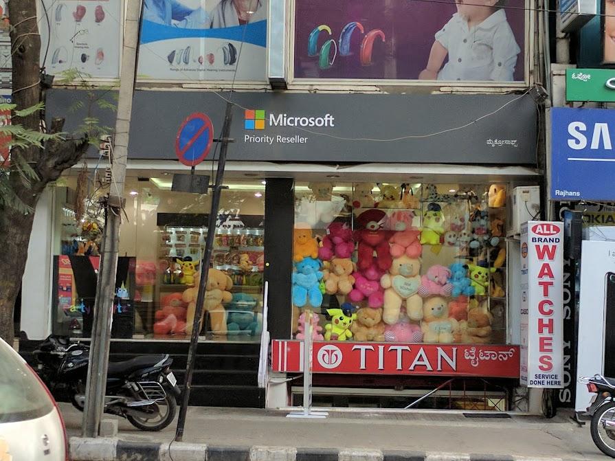 Bengaluru Microsoft