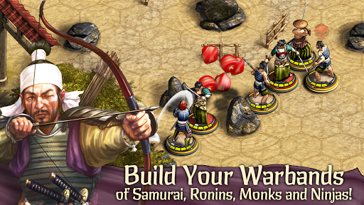 Warbands: Bushido - Tactical Miniatures Board Game 0.231 screenshots 5