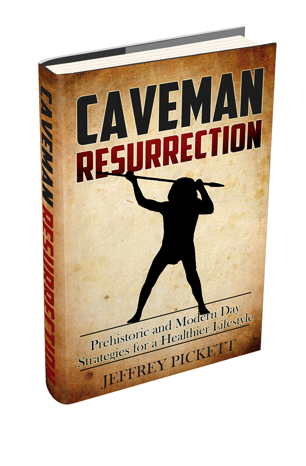 caveman resurrection book