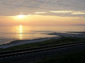 Photo: Рассвет на о.Байкал.