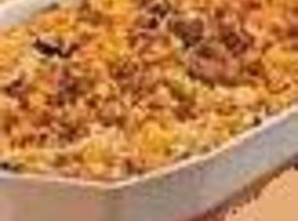 Western Rice And Beef Recipe