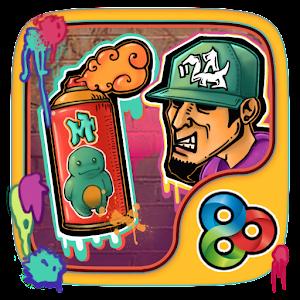 Graffiti GO Launcher