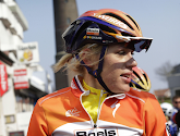 Ellen Van Dijk komt bijzonder zwaar ten val en breekt bekken en bovenarm