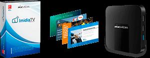 Plano Enterprise: Player, Gerenciador e ConteúdoPlano para TV Corporativa - Plano Enterprise - Player, Gerenciador e Conteúdo