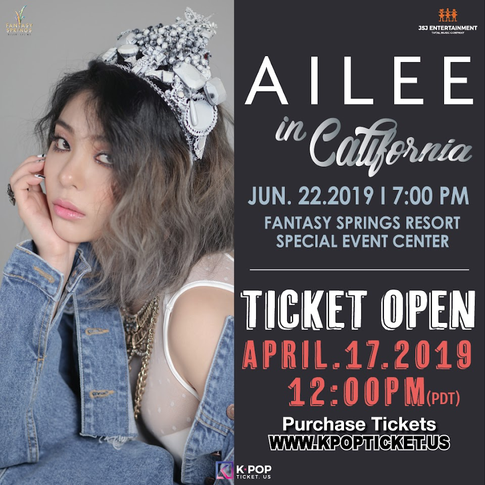 ailee ticket(L)