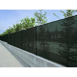 Plasa verde gard pentru umbrire 1.5 x 10 metri