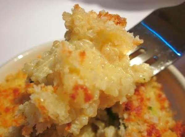 Quinoa Mac N Cheese
