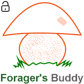 Forager's Buddy GPS Foraging Pro Key