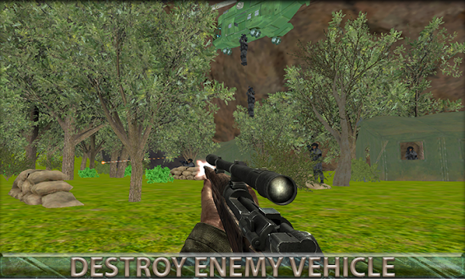 Counter Army Strike - screenshot