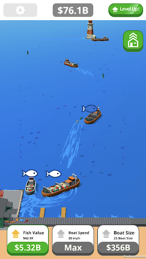 Fishing Fleet - screenshot