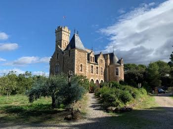 château à Capestang (34)