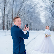 Wedding photographer Natasha Ivanina (ivaninafoto). Photo of 18.02.2018