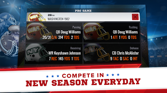 CBS Sports Franchise Football- screenshot thumbnail