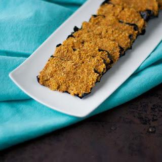 Sea Veggie Crackers.