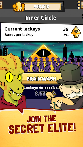 we are illuminati - conspiracy simulator clicker screenshot 2