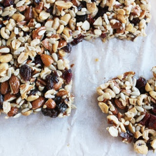 Fruit and Nut Bar.
