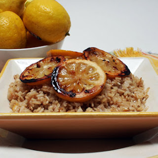 Lemon Brown Rice Pilaf Recipes