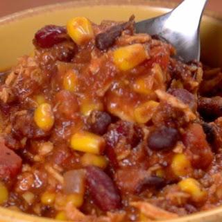 Crock Pot Taco Chili