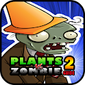 Plantas do guia contra zombis icon