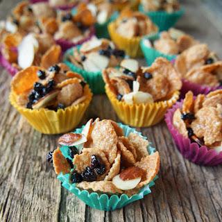 Vegan Cornflake Cereal Cookies.