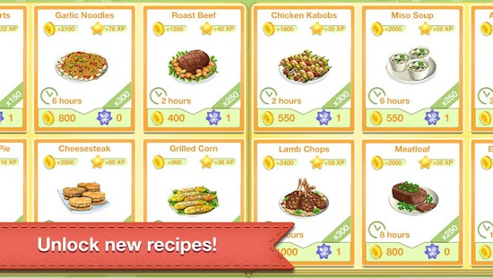 Restaurant Dreams: Chef World Mod
