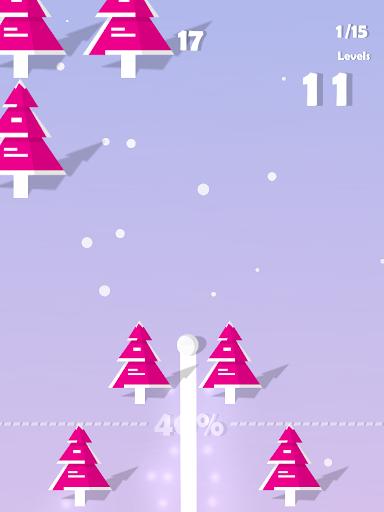 Dancing Snow - Musical Casual Game screenshot 7