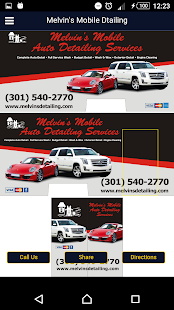 Melvin's Auto Detailing - náhled