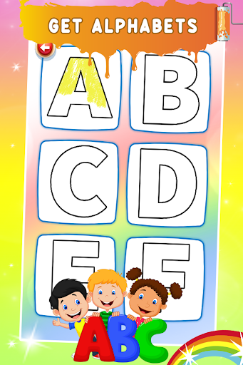 Glitter Number Coloring and Drawing Book For Kids screenshot 5