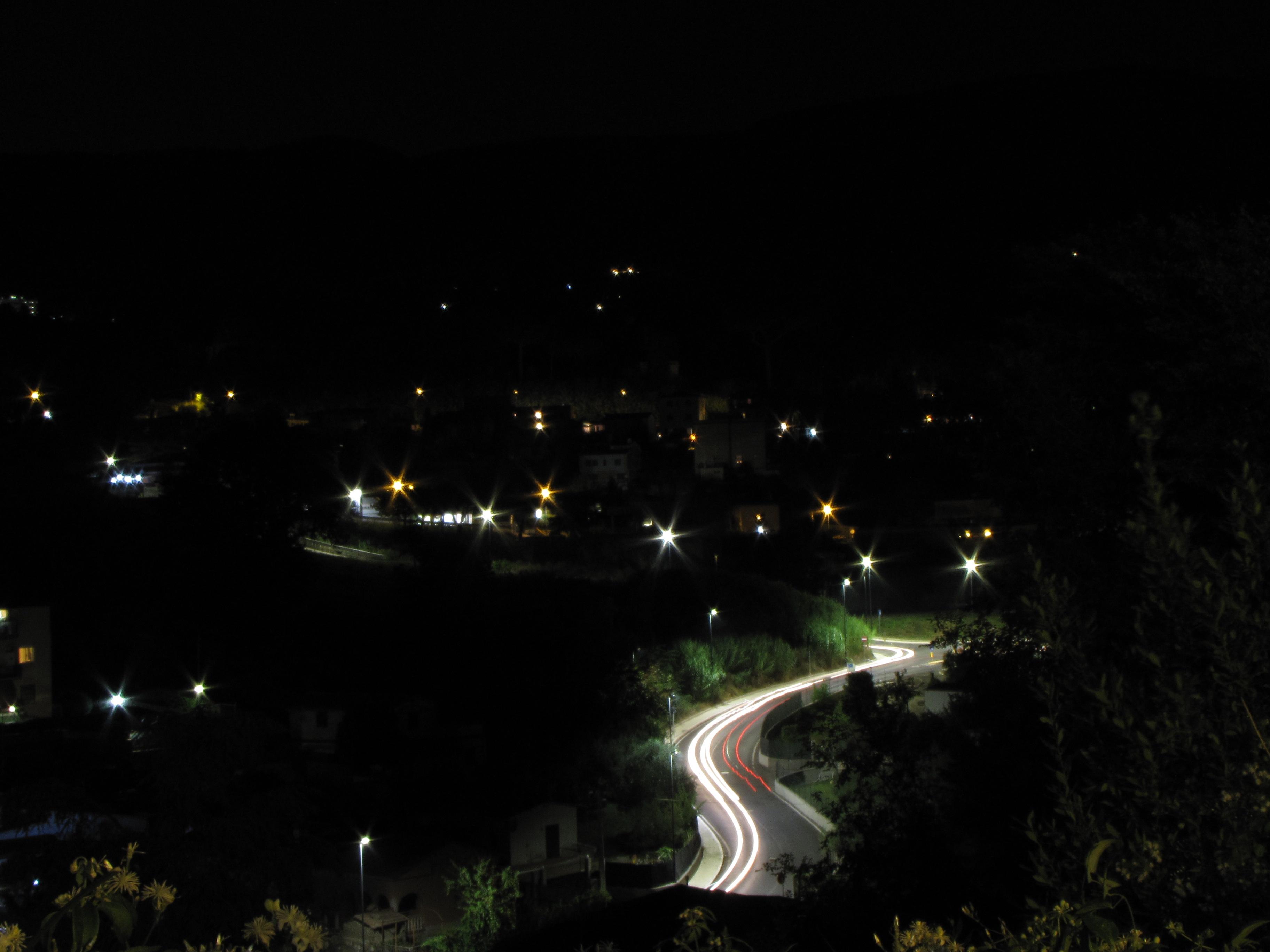 La via della notte di fedem