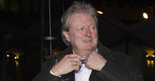 Charlie Lawson play anxiety