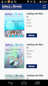 Justiça em Revista screenshot 1