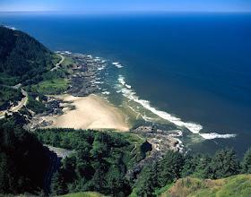 Photo: Cape Perpetua, Oregon