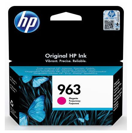 Bläck HP 963 3JA24AE magenta