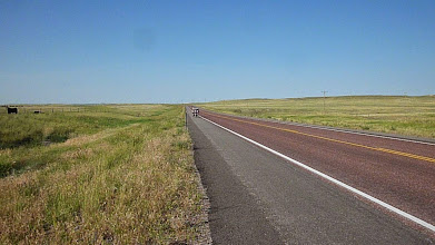Photo: Day 23 Lusk WY to Hot Springs SD 93 miles, 2300' climbing: Does this view look familiar?