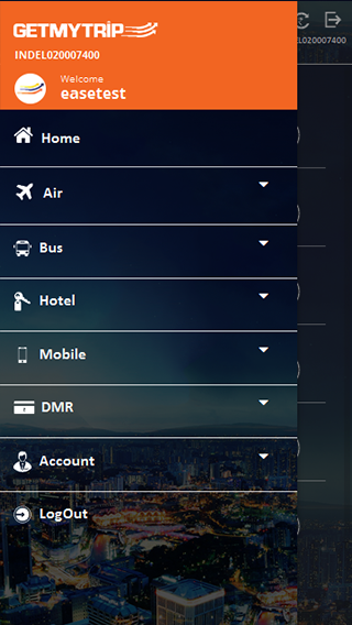 GETMYTRIP - TRAVEL B2B- screenshot